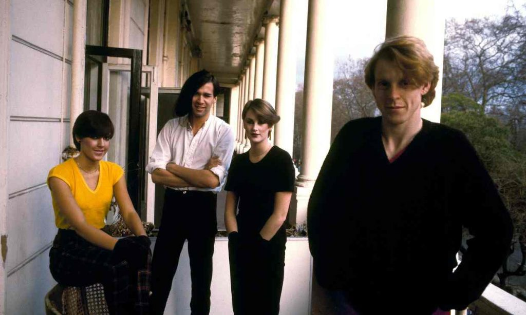 Any excuse for a Human League blog photo.